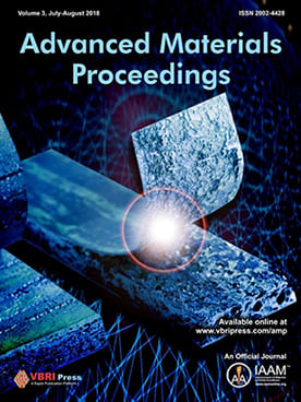 Advanced Materials Proceedings | VBRI Press Publications